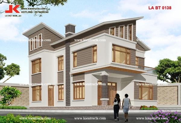 Thiết kế nhà đẹp uy tín giá rẻ