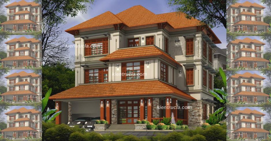 Thiết kế nhà đẹp silde 1