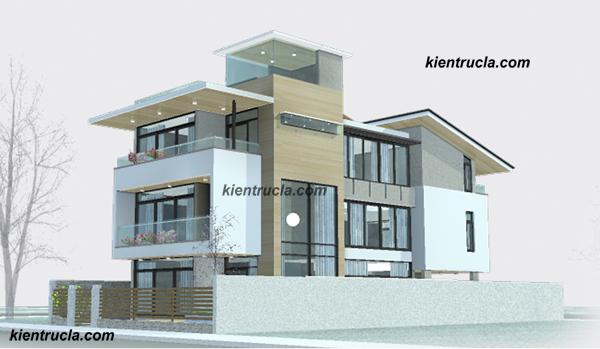Công ty thiết kế xây dựng - Biệt thự