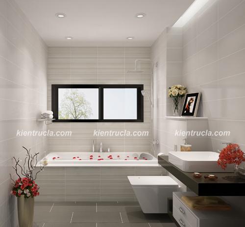 Tư vấn thiết kế nội thất phòng tắm