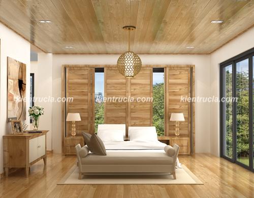 Tư vấn thiết kế nội thất phòng ngủ hiện đại