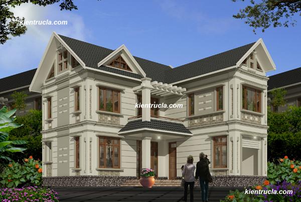 Công ty thiết kế xây dựng - nhà vườn