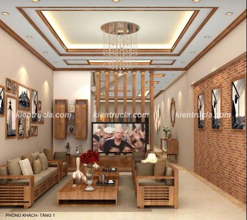 Tư vấn thiết kế nội thất phòng khách