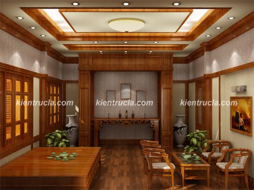 Tư vấn thiết kế nội thất phòng khách 2